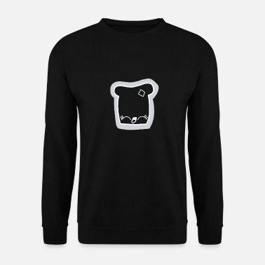 Toast toast - Men's Sweatshirt
