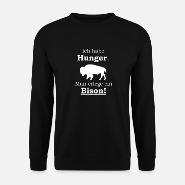 Hunger Barbecue au bœuf Hunger Beef - Sweat-shirt Homme