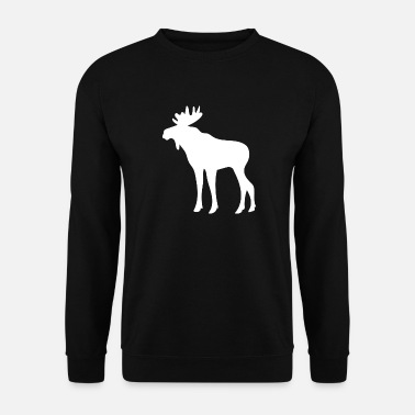 Élan Animal élan - Sweat-shirt Homme