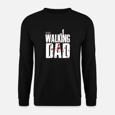 Dad The Walking Dad - Mannen sweater