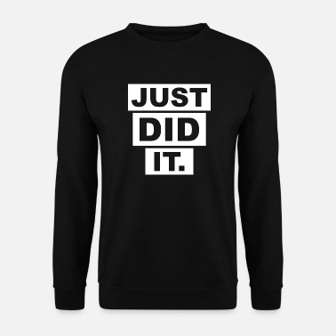 Justement JUSTE JUSTE. - Sweat-shirt Homme