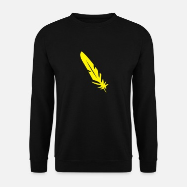 Jaune Jaune jaune - Sweat-shirt Homme