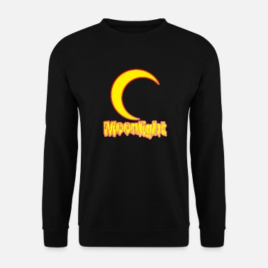Lune Lune lune clair de lune - Sweat-shirt Homme
