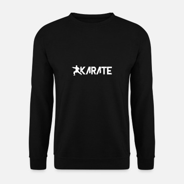 Karaté karaté - Sweat-shirt Homme
