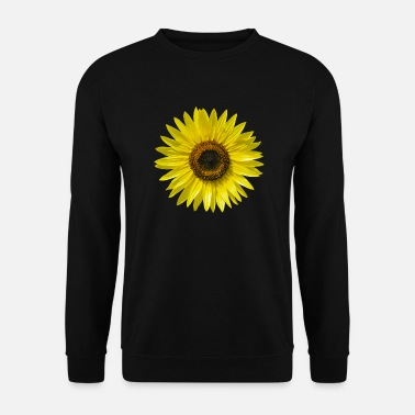 Sunflower Sunflower summer sunbeams happy hygge - Men's Sweatshirt