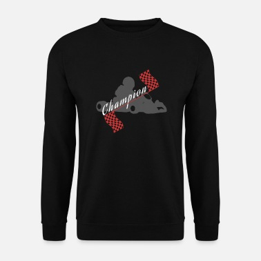 Race Car race car - Men's Sweatshirt