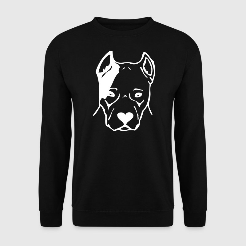 pitbull - www.dog-power.nl - Mannen sweater