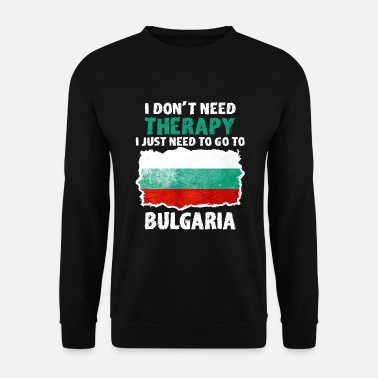Bulgarie Bulgarie - Sweat-shirt Homme
