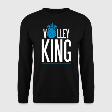 Volleyball King - Sweat-shirt Homme