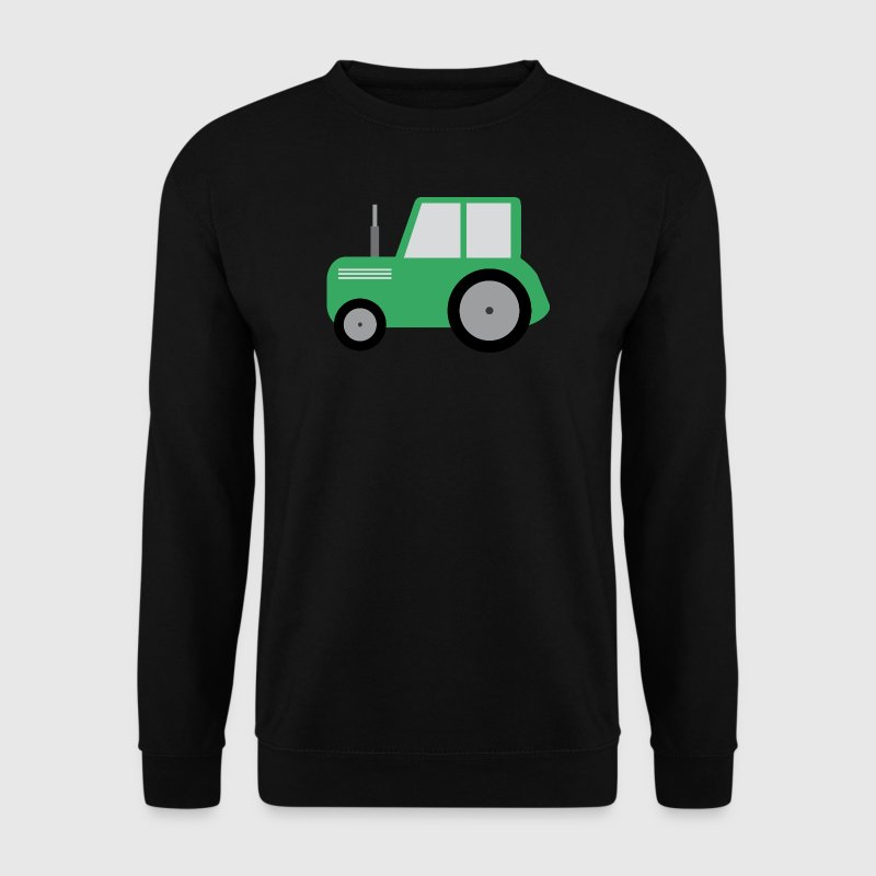 Kids tractor - Men's Sweatshirt