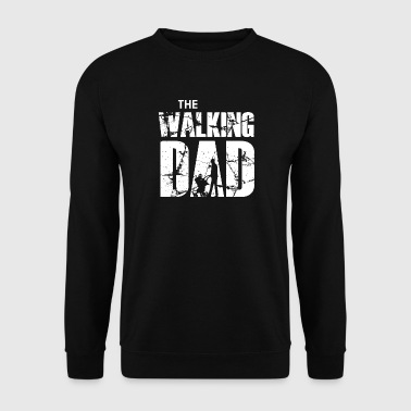 The Walking Dad - Männer Pullover