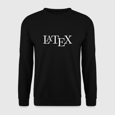 Latte LaTeX - Sweat-shirt Homme