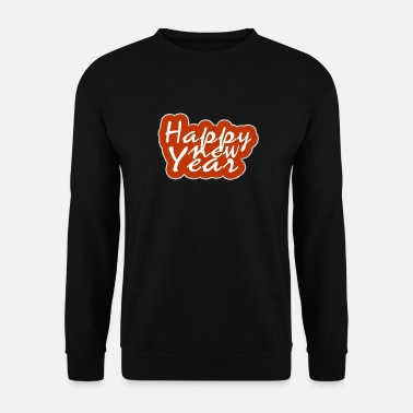 New Year New Year and New Year's Eve - Men's Sweatshirt