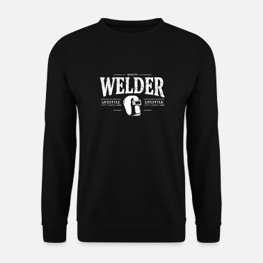 Welder Welder - Men's Sweatshirt