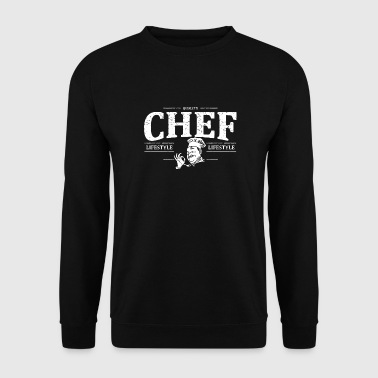 Chef - Mannen sweater