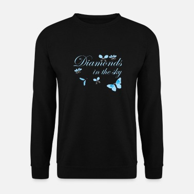 Himlen diamanter i himlen - Herre sweater
