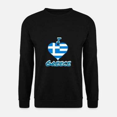Greece greece - Men's Sweatshirt
