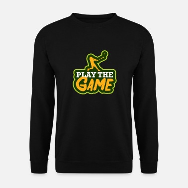 Batte De Baseball Cadeau de baseball batte de baseball - Sweat-shirt Homme