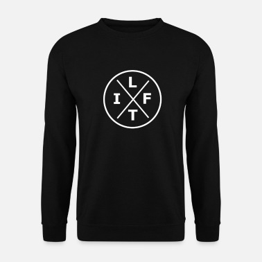 Lifting lift - Men's Sweatshirt
