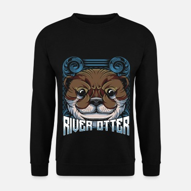 Loutre loutre - Sweat-shirt Homme