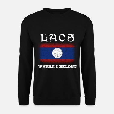 Laos Laos - Sweat-shirt Homme