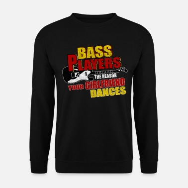 Basse Basse basse - Sweat-shirt Homme