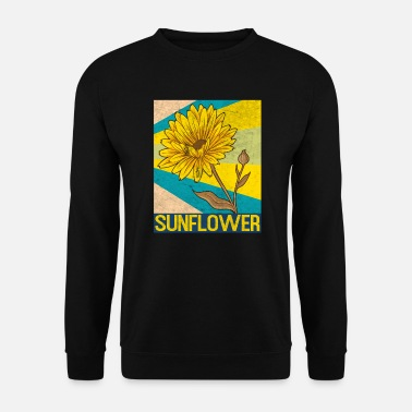 Tournesol tournesol - Sweat-shirt Homme