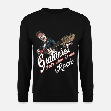 Rockabilly Guitariste Rockabilly - Sweat-shirt Homme