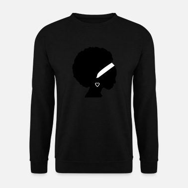 Afro Afro - Sweat-shirt Homme