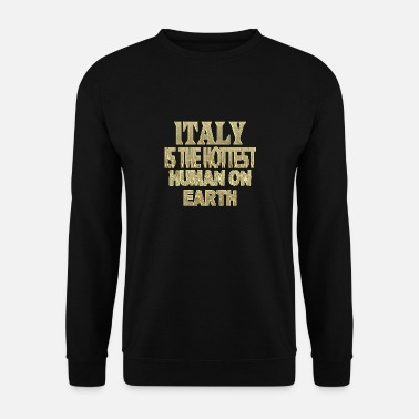 Italy italy - Men's Sweatshirt