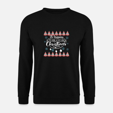 Xmas ChristmasTree COMMENCE XMAS - Sweat-shirt Homme