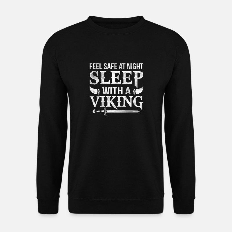 avec -un-sommeil-vikings-vous-faire-en-toute-securite-la-nuit-sweat-shirt-homme.jpg d6c92b87da2