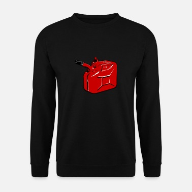 Gas Can - Men's Sweatshirt