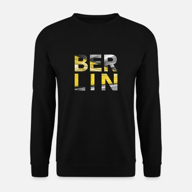Berlin metro - Herre sweater