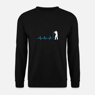 a863b7abdd209 Los latidos del corazón del amor de artista de rap camiseta Camiseta ...