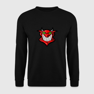 Devil Male devil - Men's Sweatshirt