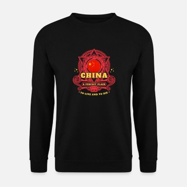 China China - Mannen sweater