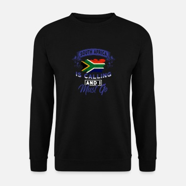 Africa South Africa - Men's Sweatshirt