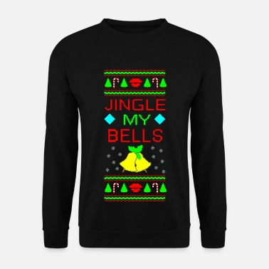 Pervers Jingle my Bells ugly Xmas - Männer Pullover