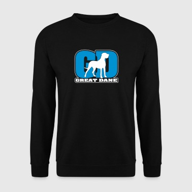 GREAT DANE GD - Mannen sweater