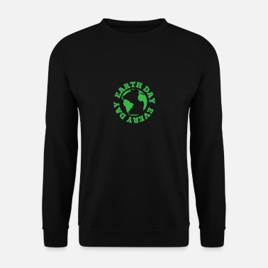 Earth Earth Day gift for Earth Lovers - Men's Sweatshirt