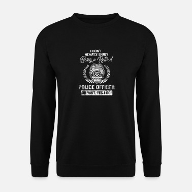 Officier-de-police officier de police - Sweat-shirt Homme