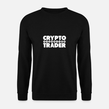Tradition Trader Crypto - Sweat-shirt Homme