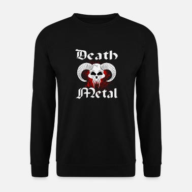 Death Metal Death Metal - Sweat-shirt Homme