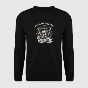 Biker Shirt Rockabilly We Are Th Good Guys By ParadiseTees - Good guys sweatshirt