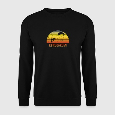 kiteboarding - Men's Sweatshirt