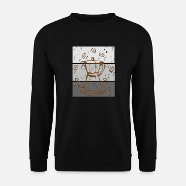 Italian Italian coffee - Men's Sweatshirt