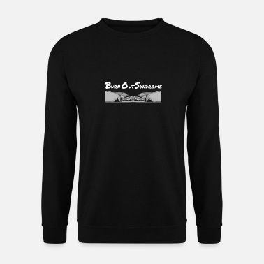 Burn Out Syndrome de burn out light - Sweat-shirt Homme