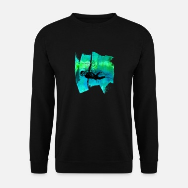 Diving Diver Diving Diving T Shirt - Sweat-shirt Homme
