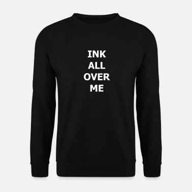 Inkt INKT ME OVER ME - Mannen sweater